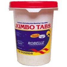 Jumbo Chlorine Tablets
