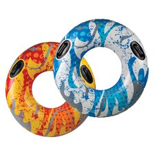 "39"" Cool Flames Inflatable Sport Tube Set (Set of 2)"