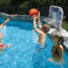 Splashback Poolside Basketball