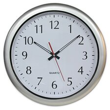 "16"" Outdoor Wall Clock"