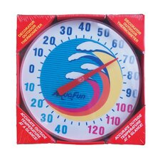Aqua Fun Wall Thermometer