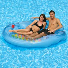 French Cooling Island Pool Raft