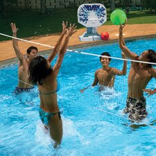 Splashback Poolside Basketball / Volleyball Combo