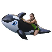 Whale Jumbo Rider Pool Toy