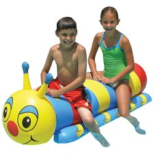 Caterpillar Super Jumbo Rider Pool Toy