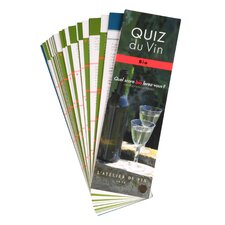 Learning Organic Wine Quiz - 100 Questions and Answers in French