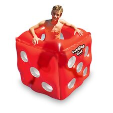 Tumbling Dice Float