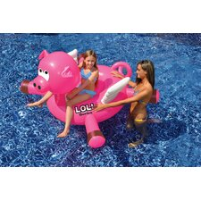 LOL Flying Pig Float