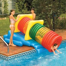 Water Park Inflatable Pool Slide