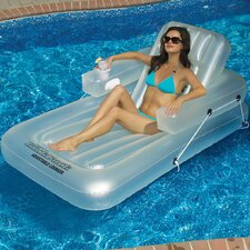 Single Adjustable Pool Lounger