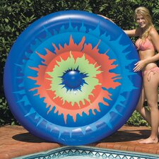 Tie Dye Island Inflatable Pool Toy
