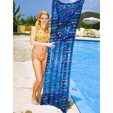 Transparent Air Pool Mat