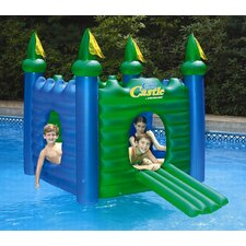 Cool Castle Floating Habitat Pool Float