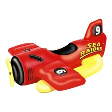 Raider Ride-On Sea Plane Pool Toy