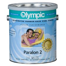 Paralon 2 Rubber Base Enamel - 1 Gallon