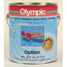 Optilon Synthetic Rubber Base Enamel - 1 Gallon