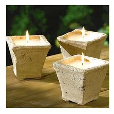 Citronella Candle (Set of 3)
