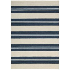 <strong>Barclay Butera Lifestyle</strong> Oxford Awning Stripe Rug