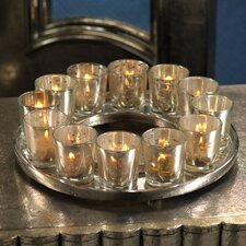 Marrakesh Mazagan 17 Light Tealight Hurricane