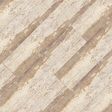"Atlantic 24"" x 5"" Porcelain Field Tile in Beige"