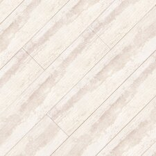 "Atlantic 24"" x 5"" Porcelain Field Tile in White"