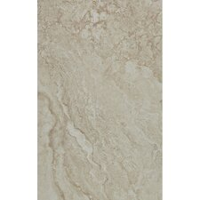 "Legend 16"" x 10"" Ceramic Wall Tile in Ivory"