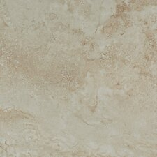 "Legend 13"" x 13"" Porcelain Field Tile in Ivory"