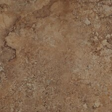 "Legend 13"" x 13"" Porcelain Field Tile in Noce"