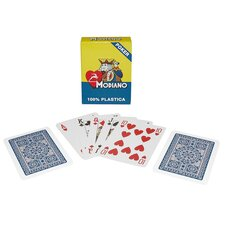 Modiano Single Deck Poker Size Reg Index