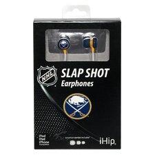 NHL Logo Earbuds