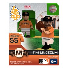 MLB Alternate Jersey Building-Toy Figure