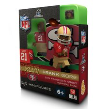 NFL NFC Champions Building-Toy Figure