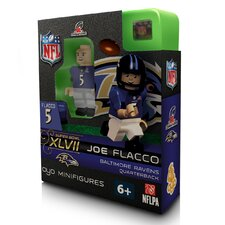 NFL AFC Champions Building-Toy Figure