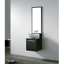 "Alassio 21"" Wall Mount Bathroom Vanity Set"