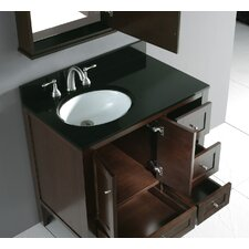 "Torino 36.25"" Bathroom Vanity Set"