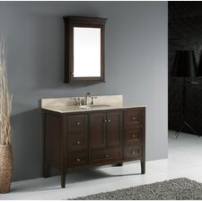 "Torino 48"" Bathroom Vanity Set"