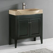"32"" Sanremo Bathroom Vanity Set"