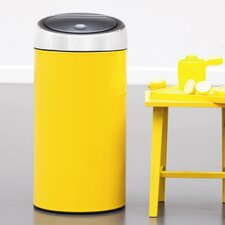 """45-Litre Touch Bin with """"Soft-touch"""" Closure"""