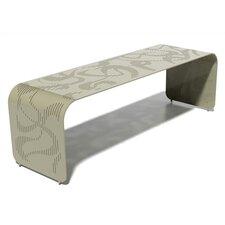 Botanist Orikami Aluminum Picnic Bench