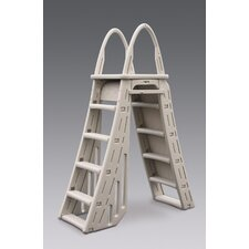 Roll-Guard A-Frame Safety Ladder