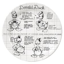 Disney Sketchbook Donald Dinnerware Collection