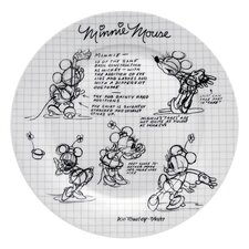 Disney Sketchbook Minnie Dinnerware Collection