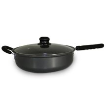4.73 Liter Non-Stick Carbon Steel Chicken Fryer