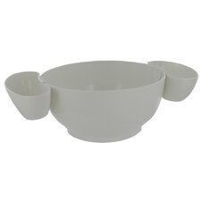 Chips and Dips Bowl Set (Set of 3)