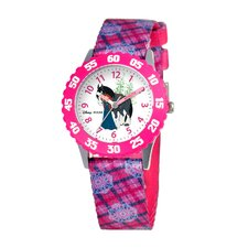 <strong>Disney</strong> Girl's Merida Time Teacher Watch