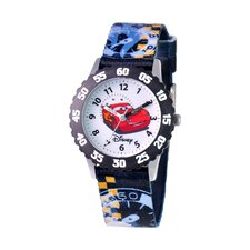 <strong>Disney</strong> Boy's Cars Time Teacher Watch