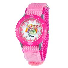 Girl's Glitz Princess Time Teacher Watch
