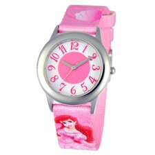 Girls Tween Ariel Watch