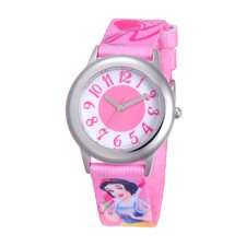 Girls Tween Snow White Watch