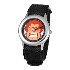 Boy's Wreck-It Ralph Time Teacher Watch